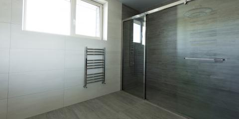 3 Benefits of Custom Shower Doors, Spring Valley, New York