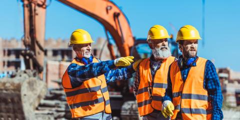 3 Essential Safety Tips for Heavy Construction Equipment, Rochester, New York