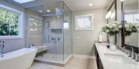 3 Rooms You Can Modernize With Custom Glass, Ballwin, Missouri