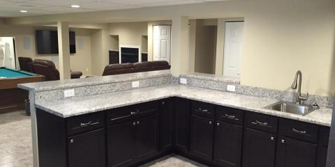 3 Unique Ideas for a Basement Remodel, Maryland Heights, Missouri