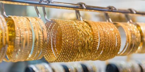 Rochester's Custom Jewelry Experts Share the Top 3 Gold Varieties , Rochester, New York