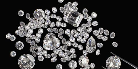 The Top 7 Diamond Shapes for Diamond Rings, Rochester, New York