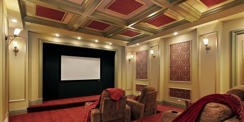 3 Best Lighting Options for Home Theaters, Atlanta, Georgia