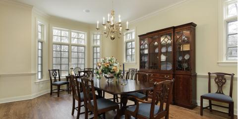 How to Choose a Chandelier for Your Dining Room, Atlanta, Georgia