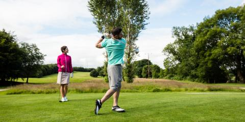 Can Custom Orthotics Help You Become a Better Golfer?, Manhattan, New York