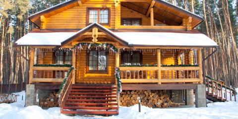 Insurance Agency Offers Tips On Winterizing Your Cabin