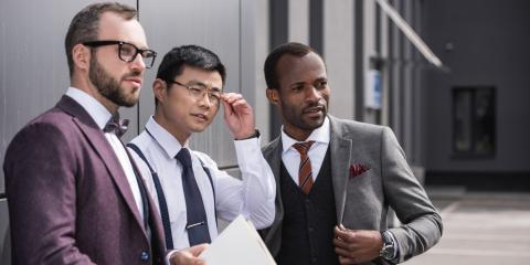 5 Reasons You Should Have a Custom Suit for Work, New York, New York