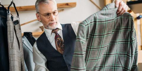 Do's & Don'ts of Maintaining Custom Suits, Old Jamestown, Missouri
