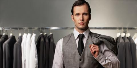3 Reasons Every Man Should Own Custom Tailored Suits, Manhattan, New York