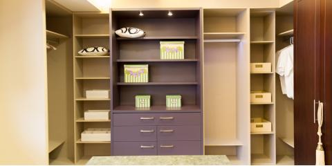 Custom Builders Share 5 Tips for Walk-in Closet Shelving, Mountain Home, Arkansas