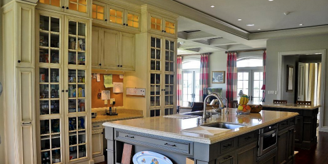 3 Incredible Advantages of Custom Kitchen Cabinets, Brighton, New York