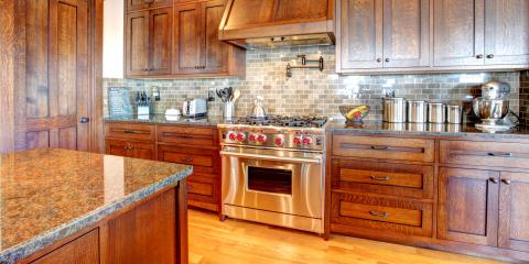 4 Benefits of Custom Cabinets, Chesterfield, Missouri