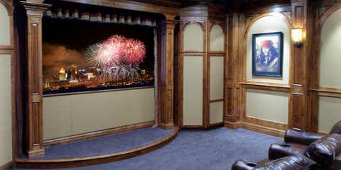 Custom Electronics Group, Home Theater Systems, Shopping, Loveland, Ohio