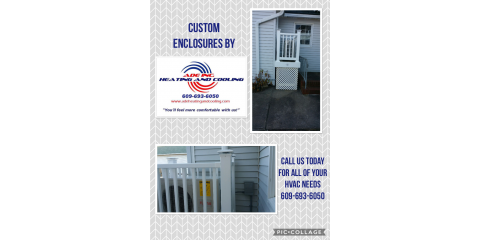 Did you know we also do custom enclosures?!?, Forked River, New Jersey