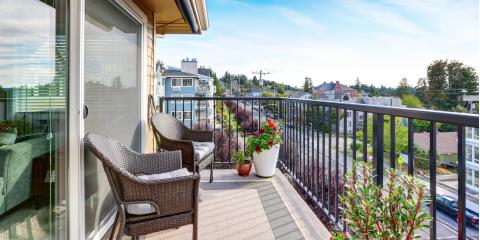 5 Benefits of Balconies on Custom Homes, Bloomery, West Virginia