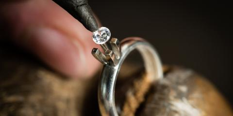 What Is 3D Diamond Cutting for Custom Jewelry?, Denver, Colorado