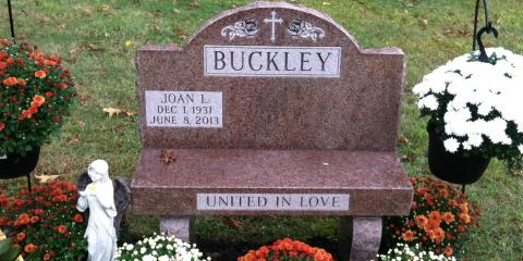 3 Reasons to Honor a Loved One With a Memorial Bench, Kingston, Massachusetts