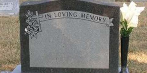 Custom Monument Co, Headstones & Grave Markers, Family and Kids, Rockingham, North Carolina