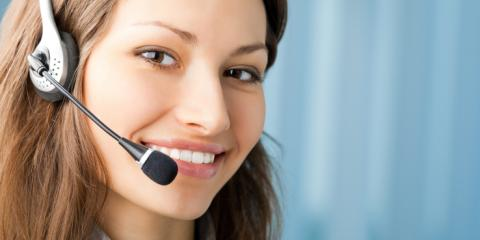 Rochester Call Center: A Live Operator Vs. A Telephone Recording, Rochester, New York