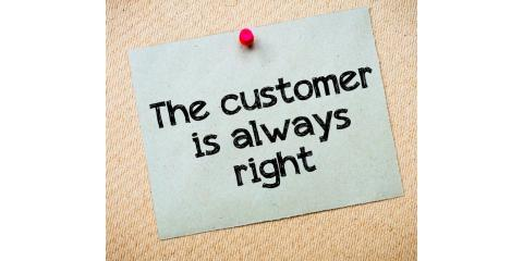 The Customer is Always Right...Until They Are Not, St. Charles, Missouri