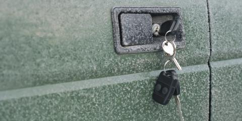 What Should I Do When My Car Door Locks Freeze?, Cuyahoga Falls, Ohio