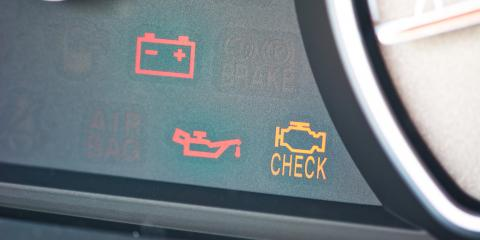 Pass Your E-Check by Having These 3 Check Engine Light Issues Fixed, Cuyahoga Falls, Ohio