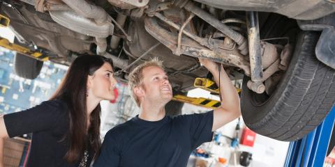 3 Suspension Problems Car Owners Should Know About, Cuyahoga Falls, Ohio