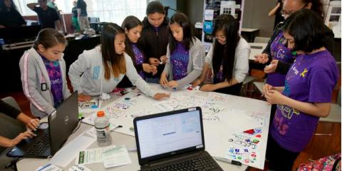 ​‪#‎CyberGirlz‬: Middle-school girls learn the art of ‪#‎cybersecurity‬:, Key Largo, Florida