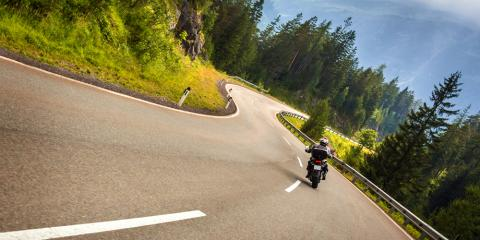 3 Top Motorcycle Rides in the Midwest, Fairfield, Ohio