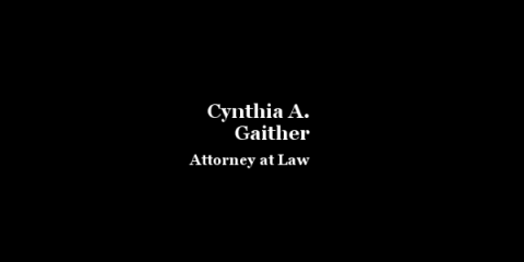 Cynthia A. Gather Attorney at Law , Family Law, Services, Martinsburg, West Virginia