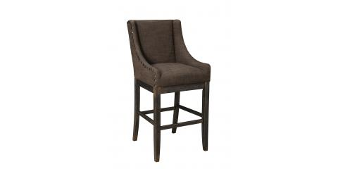 UPHOLSTERED BARSTOOL MORIANN BY ASHLEY D608 430
