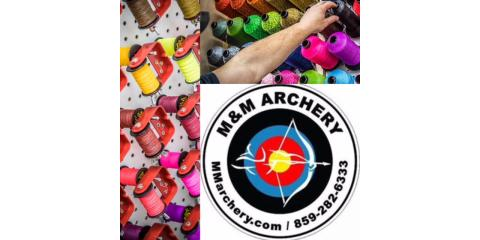 Spring Bowstring Deals at M&M Archery Range and Pro Shop, Independence, Kentucky