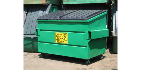 3 Simple Tips for Keeping Dumpsters Clean This Summer , Honolulu, Hawaii