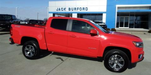 Check Out Award-Winning Chevrolet Models at Jack Burford Chevrolet, Richmond, Kentucky