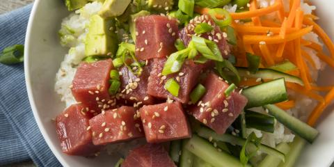 3 Enticing Facts to Know About Hawaiian Poke Bowls, Honolulu, Hawaii