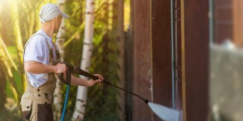 3 Items That Require Routine Pressure Washing, South Hill, Washington