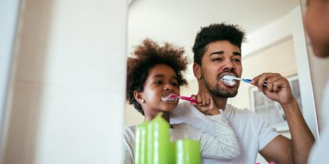 February Is National Children's Dental Health Month, Thomasville, North Carolina