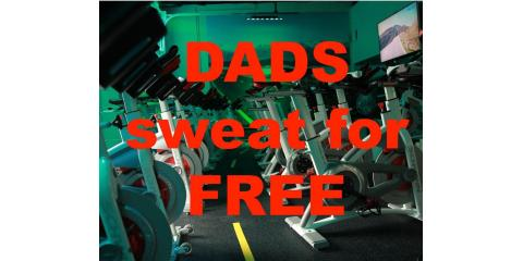 Dads Sweat for Free This Sunday, San Jose, California