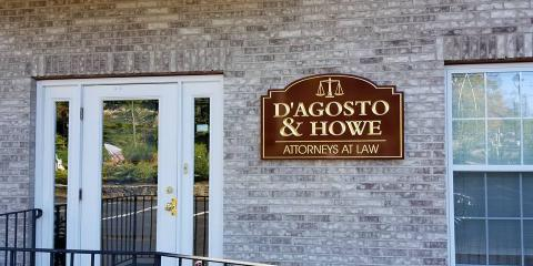 D'Agosto & Howe LLC, Workers Compensation Law, Services, Shelton, Connecticut