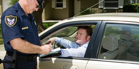 Daleville Attorneys Explain What to Do When The Police Pull You Over, Daleville, Alabama