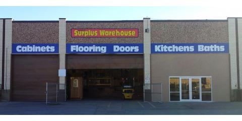 Surplus Warehouse Home Improvement Services Dallas Texas