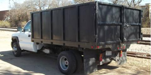 4 Qualities to Look for in a Junk Removal Company, Northeast Dallas, Texas