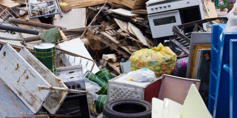 Trash or Recycle? How to Handle Your Unwanted Items, Northeast Dallas, Texas