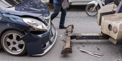 Automobile Accident Attorney Shares 5 Steps to Take After a Collision, Dalton, Georgia