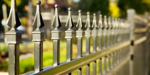 How to Prevent Rust on Your Metal Fencing, Dalton, Georgia