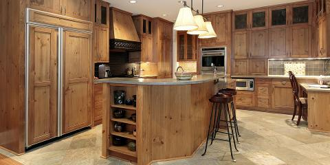 5 Benefits of Installing Wood Kitchen Cabinets, West Whitfield, Georgia