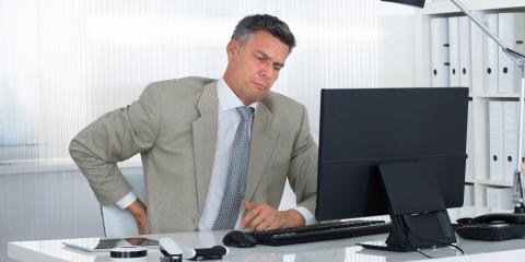 3 Ways to Reduce Back & Neck Pain When You Work a Desk Job, Dalton, Georgia
