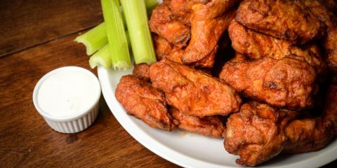 The Complete History of Buffalo Wings, Oyster Bay, New York