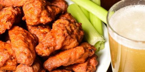 A Brief History of the Buffalo Wing, New Haven, Connecticut