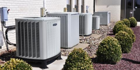 How to Protect a Central Air Conditioning Unit in Winter, Danbury, Connecticut